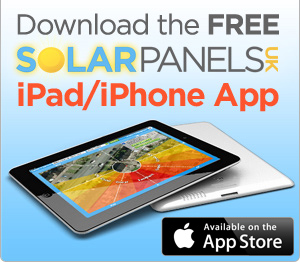 Free Solar Power iPad and iPhone App